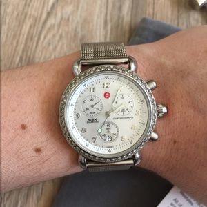 Accessories - Michele diamond csx watch
